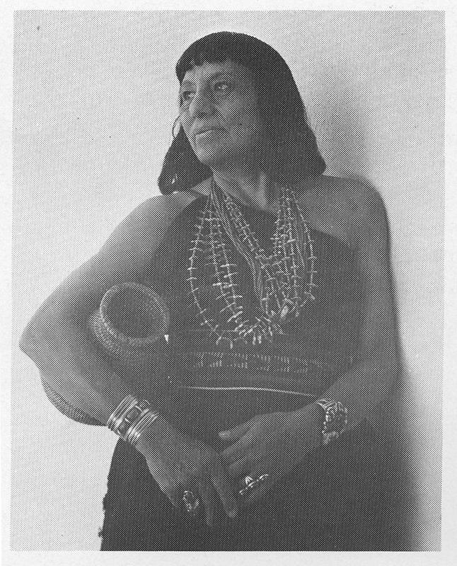 Pablita Velarde - Portrait