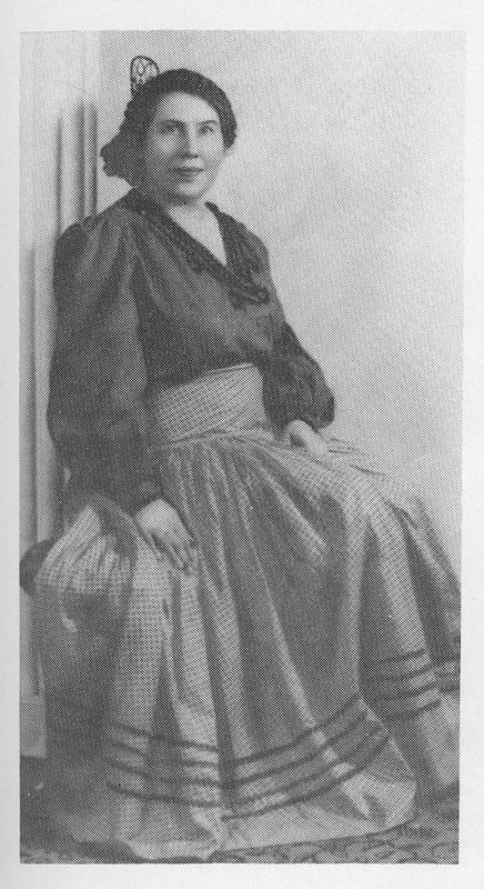 Fabiola Cabeza de Baca Gilbert - Portrait