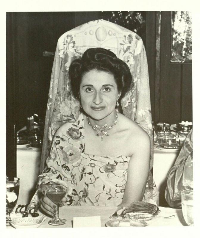 Portrait of Concha Ortiz y Pino