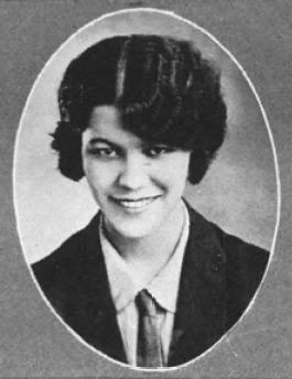 Mela Sedillo 1925
