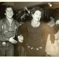 Concha Ortiz y Pino Dancing