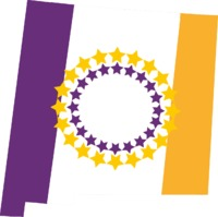 New Mexico Suffrage Flag With Stars